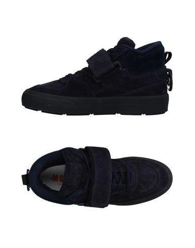 Msgm Sneakers In ダークブルー