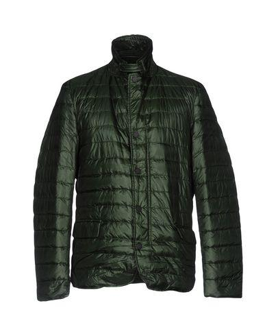 Duvetica Down Jacket In Green