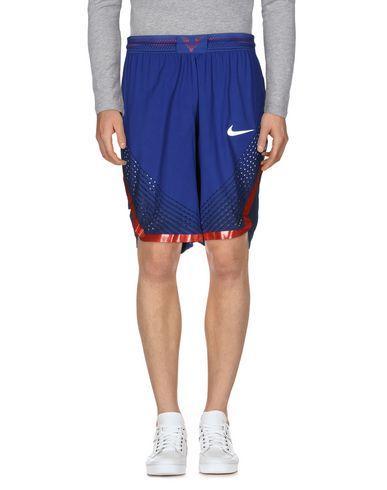 Nike Bermudas In Blue