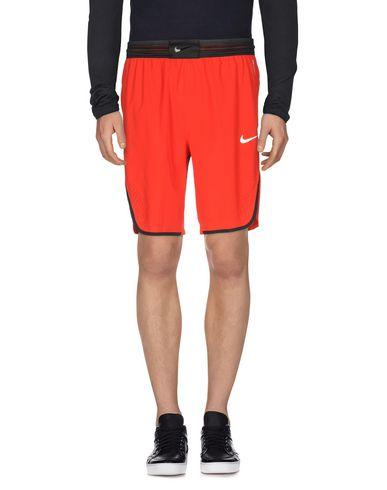 Nike Shorts In Red