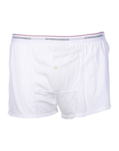 Dsquared2 Boxers In White