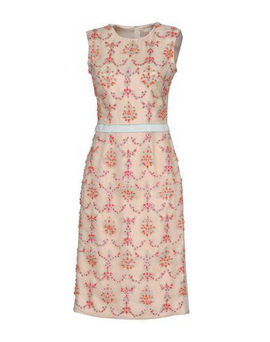 Erdem Knee-Length Dresses In Beige