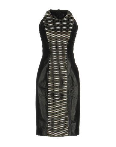 Versace Knee-Length Dress In Black