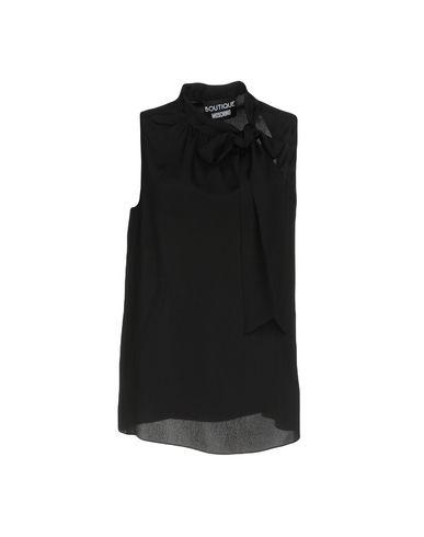 Boutique Moschino Top In Black