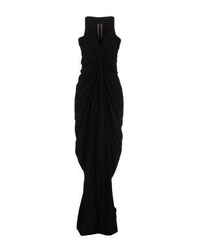Rick Owens Long Dress In Black