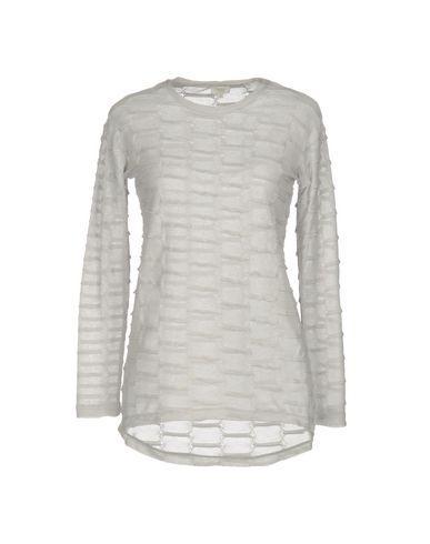 Intropia Sweaters In Light Grey