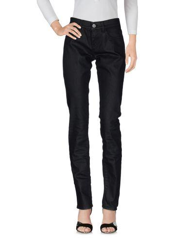 Pinko Denim Pants In Black