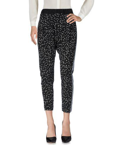 Happiness Casual Pants In Black