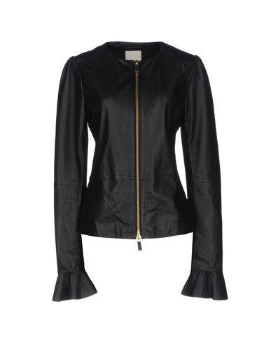 Pinko Jackets In Black