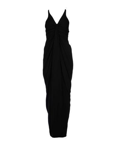 Rick Owens Long Dresses In Black