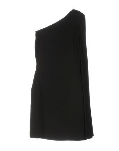Jill Stuart Short Dresses In Black