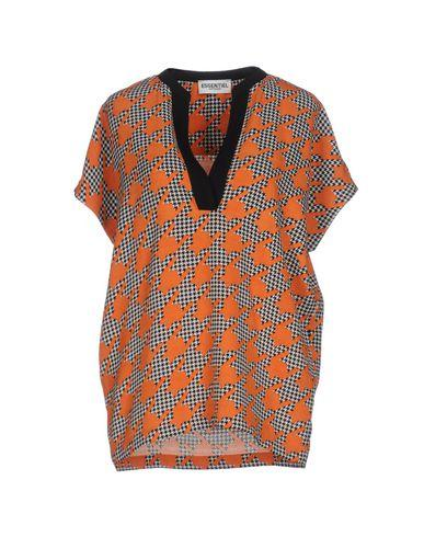 Essentiel Antwerp Blouse In Orange