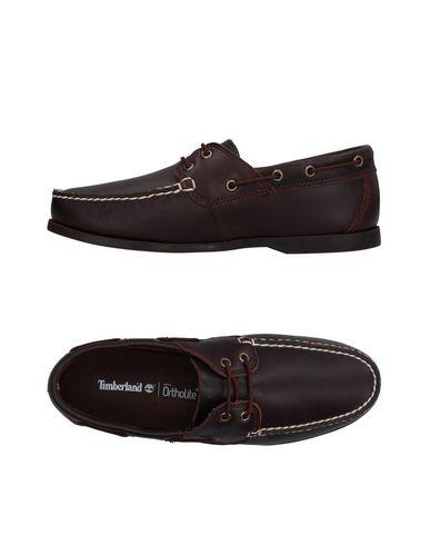Timberland Loafers In Dark Brown
