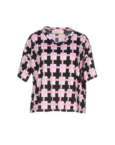 Marni T-Shirts In Pink