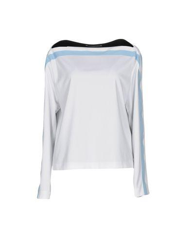 Msgm T-Shirt In White