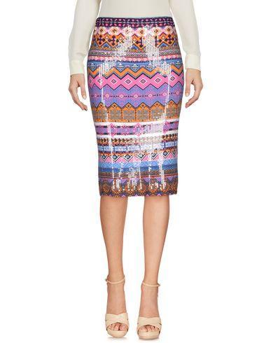 Sibling Knee Length Skirt In Pink