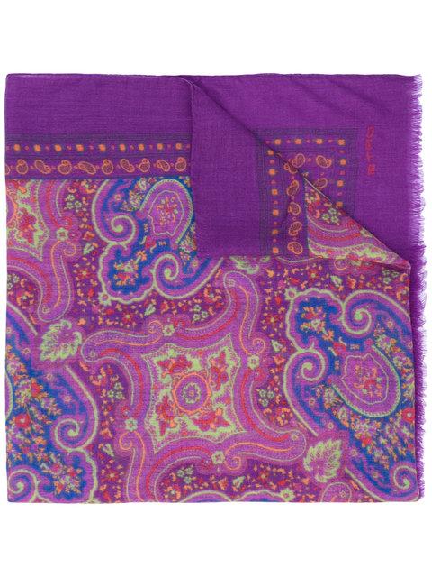 Etro Pink & Purple