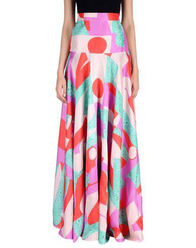 Roksanda Maxi Skirts In Light Pink