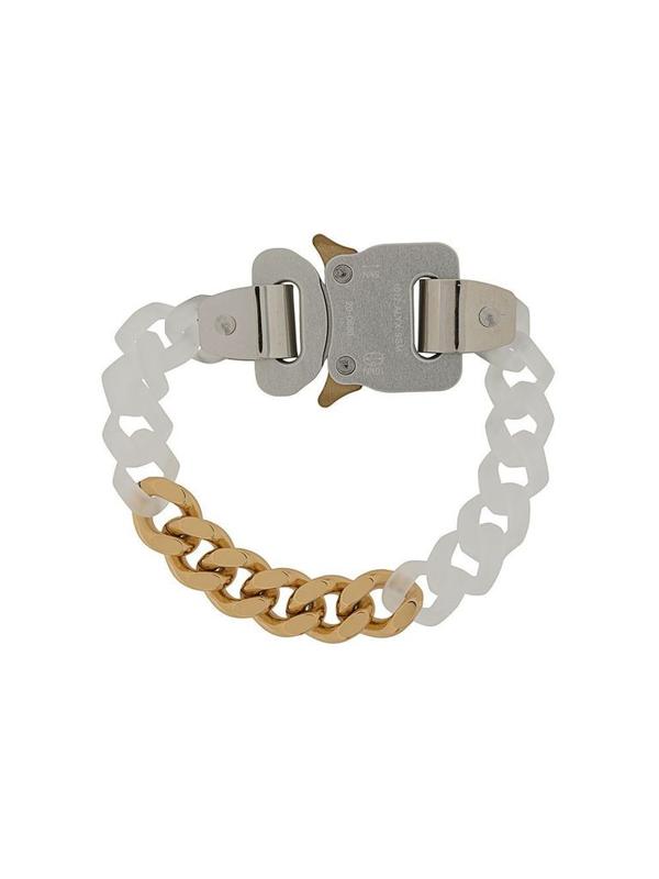 Alyx Men's Silver Metal Bracelet