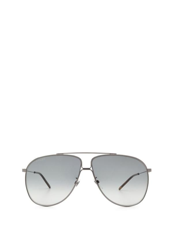 Gucci Men's Multicolor Metal Sunglasses