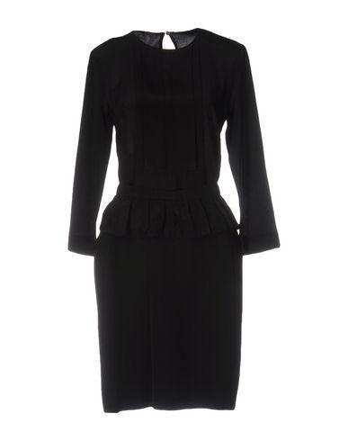 Miu Miu Knee-Length Dress In Black