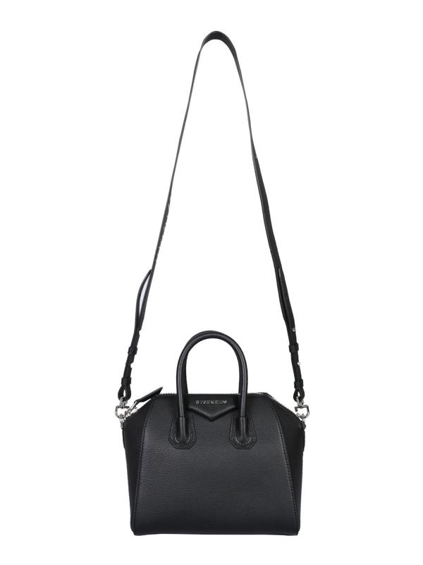 Givenchy Antigona Bag In Black