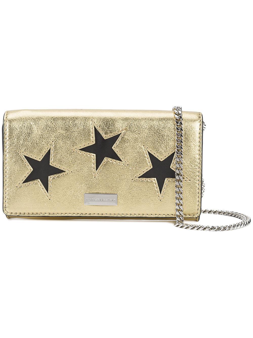 Stella Mccartney Metallic Stars Iphone Case