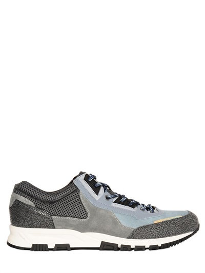 Lanvin Classing Running Sneakers
