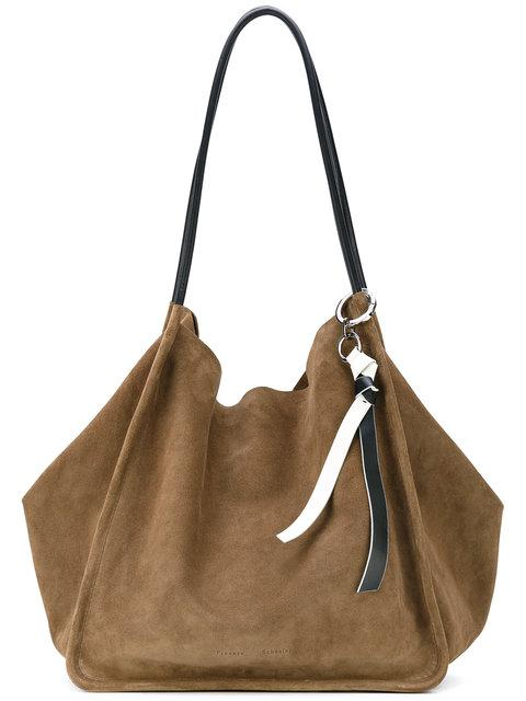 a25c8bd1815db Proenza Schouler Extra Large Suede Tote In Lay Leaf