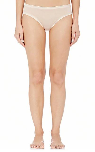 Eres Coton Paradis Aurore Bikini Briefs In Rose