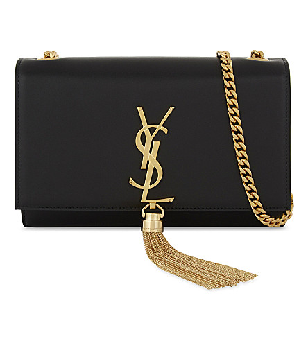bd303efe76 Saint Laurent Women s Monogram Kate Small Velvet Chain Bag - Red A great  designer gift. Shop Saint Laurent at Barneys New York. Available From