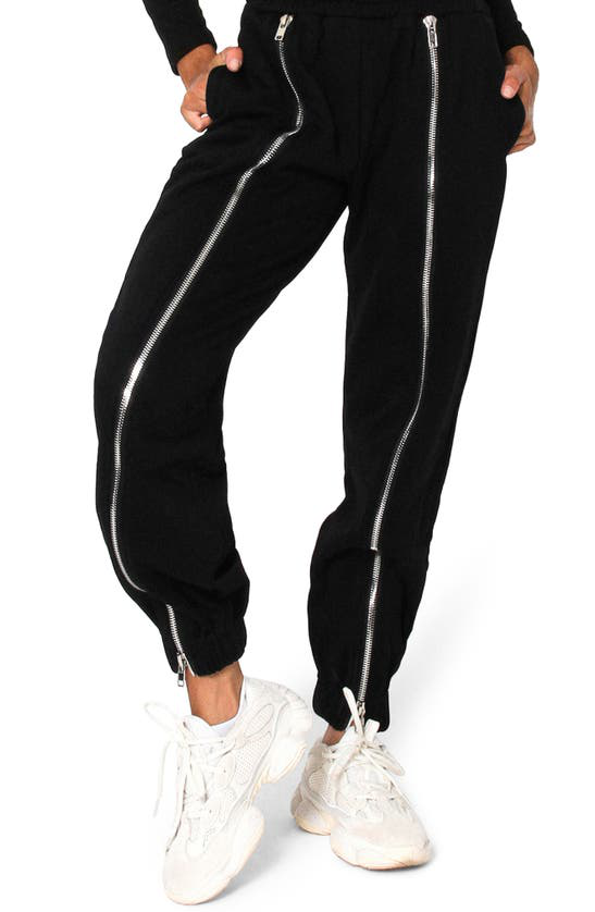 Absence Of Colour Titi Joggers In Black