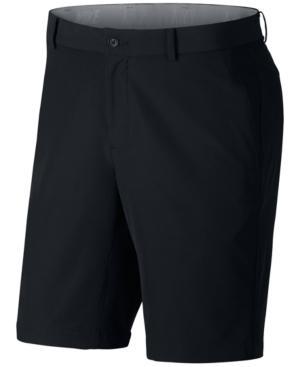 Nike Men's Golf Hybrid Shorts In Black