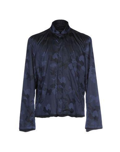 John Varvatos Jacket In Dark Blue
