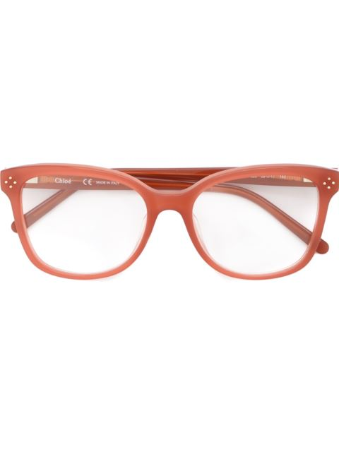 ChloÉ Oval Glasses