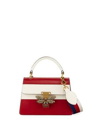 efb2a78bc86 Gucci Queen Margaret Small Top-Handle Bag