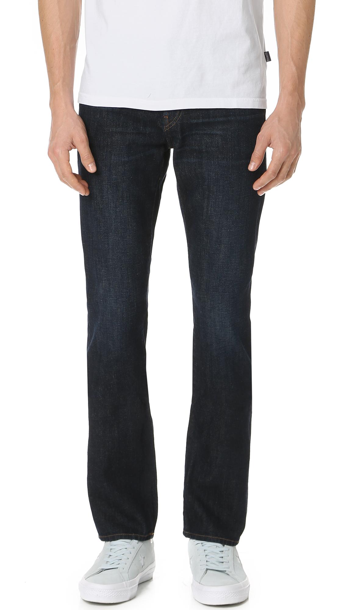 J Brand Kane Straight Fit Jeans In Irvine