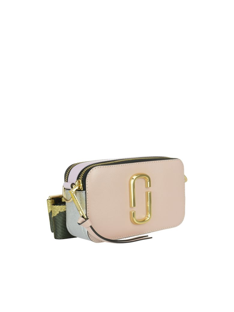 b666fc0c9a3c Marc Jacobs Snapshot Bag In Pale Pink