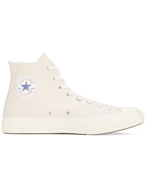 f85df4543225 Converse All Star Hi 70 s Trainers - Neutrals