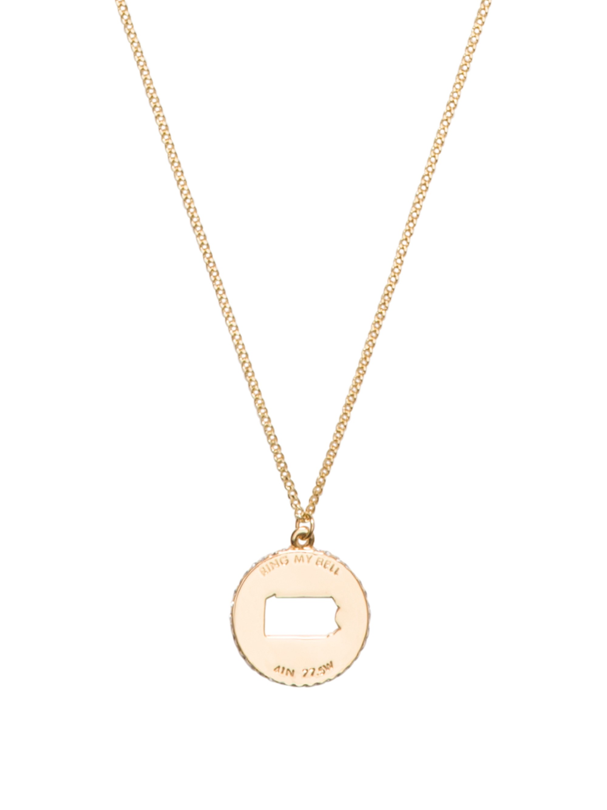Kate Spade State Of Mind Pendant