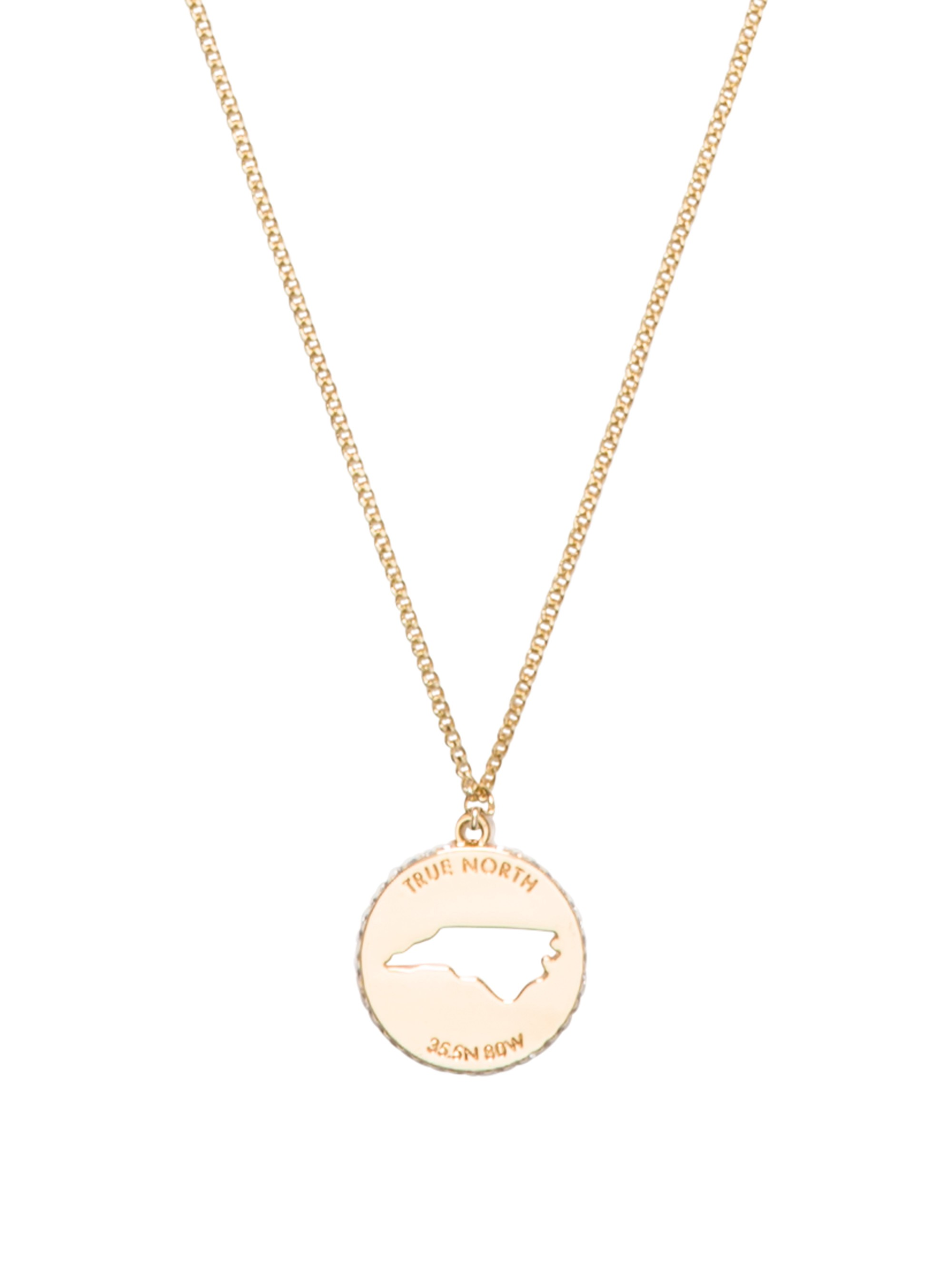 Kate Spade State Of Mind Pendant In Nc