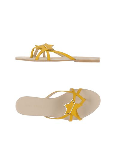 See By ChloÉ Flip Flops In Yellow