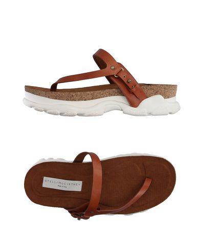 b7618a2590ff Stella Mccartney Altea Faux-Leather Thong Sandal