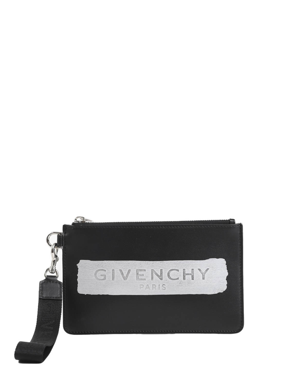 Givenchy Clutch In Black