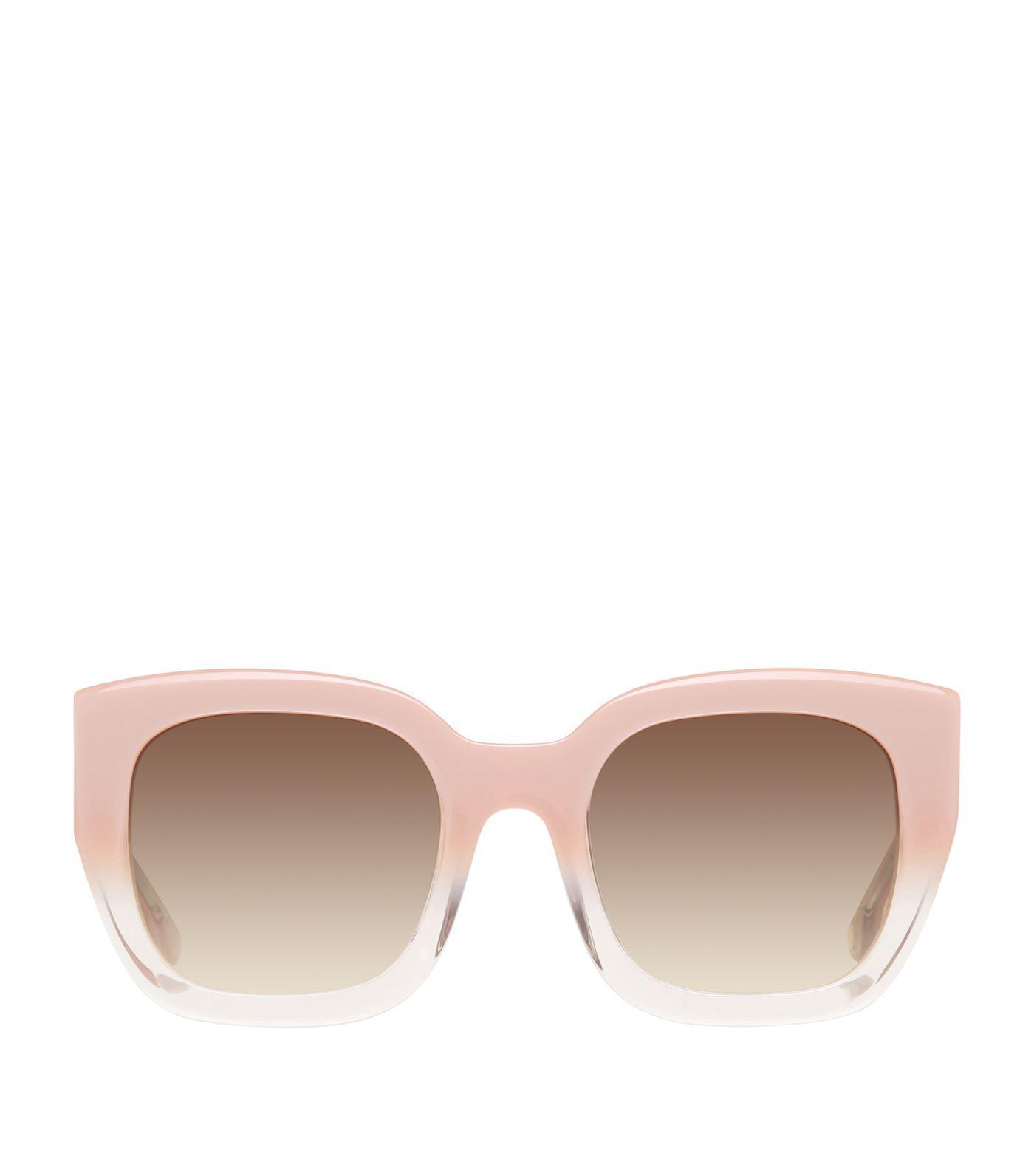 1c24379bc4 Alice And Olivia Aberdeen Square Sunglasses In Harrods
