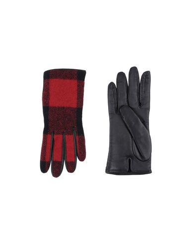 Dsquared2 Gloves In Red