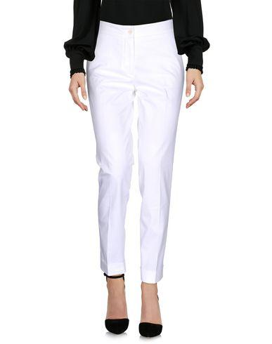 Etro Casual Pants In White