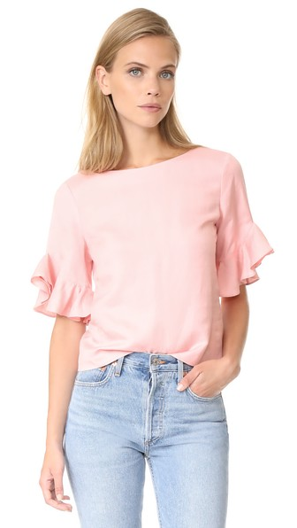 Club Monaco Hatleth Top In Belle De Jour