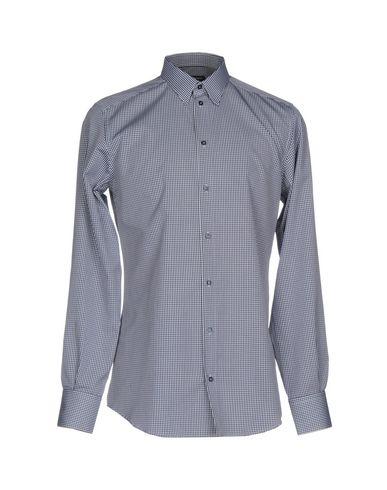 Dolce & Gabbana Shirts In Dark Blue