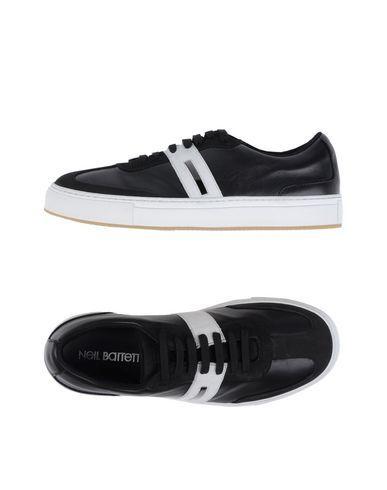 Neil Barrett Sneakers In Black